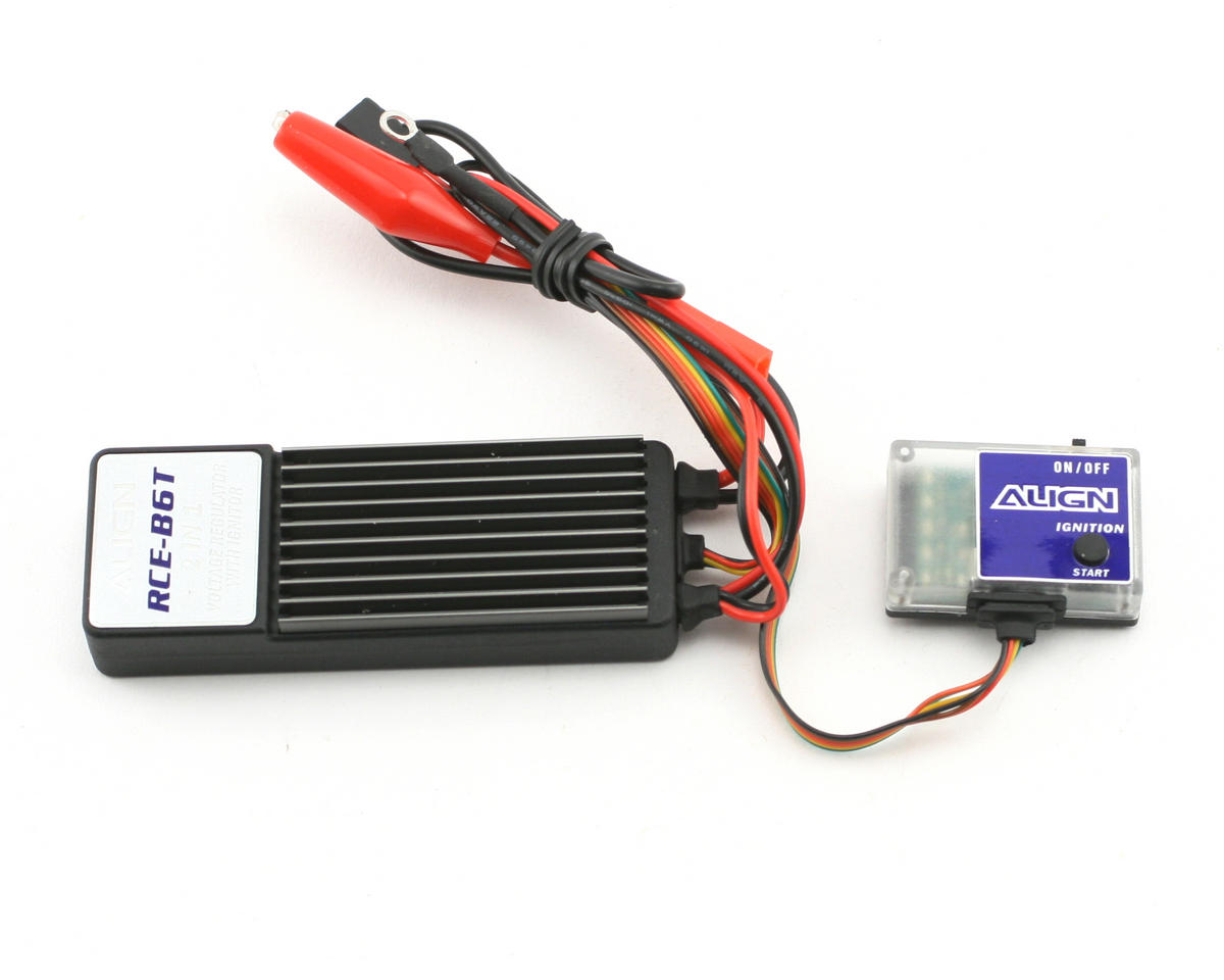B6T 2 in 1 Voltage Regulator