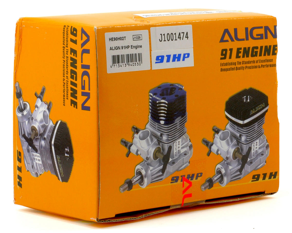 Align 91HP Helicopter Engine
