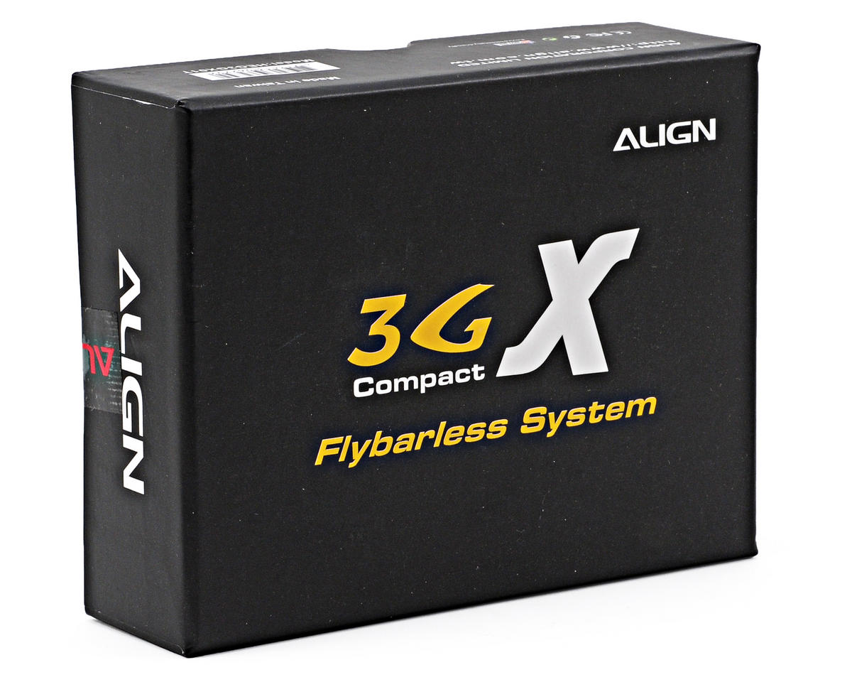 Align 3GX Programmable Flybarless System