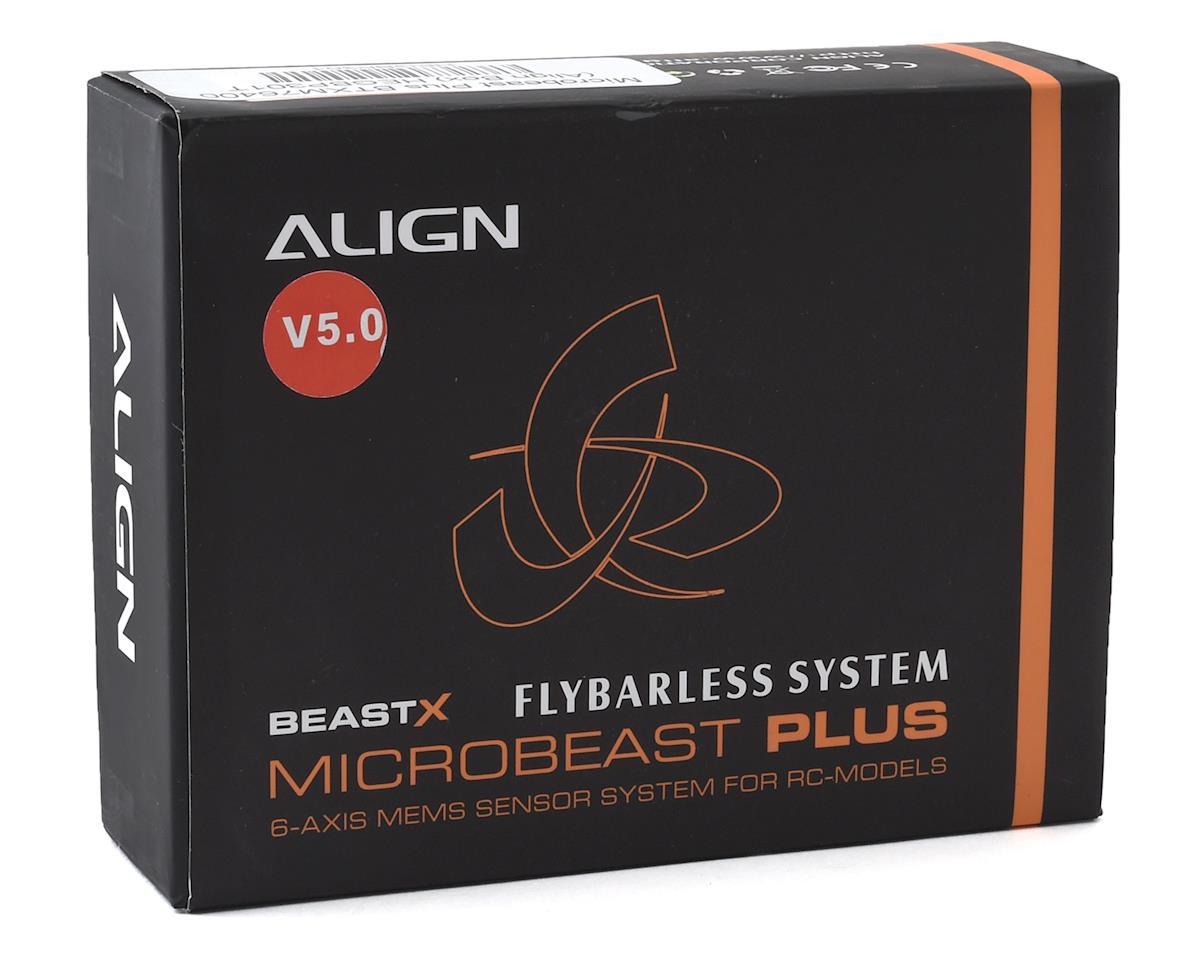 Align Microbeast BeastX Plus Flybarless Unit