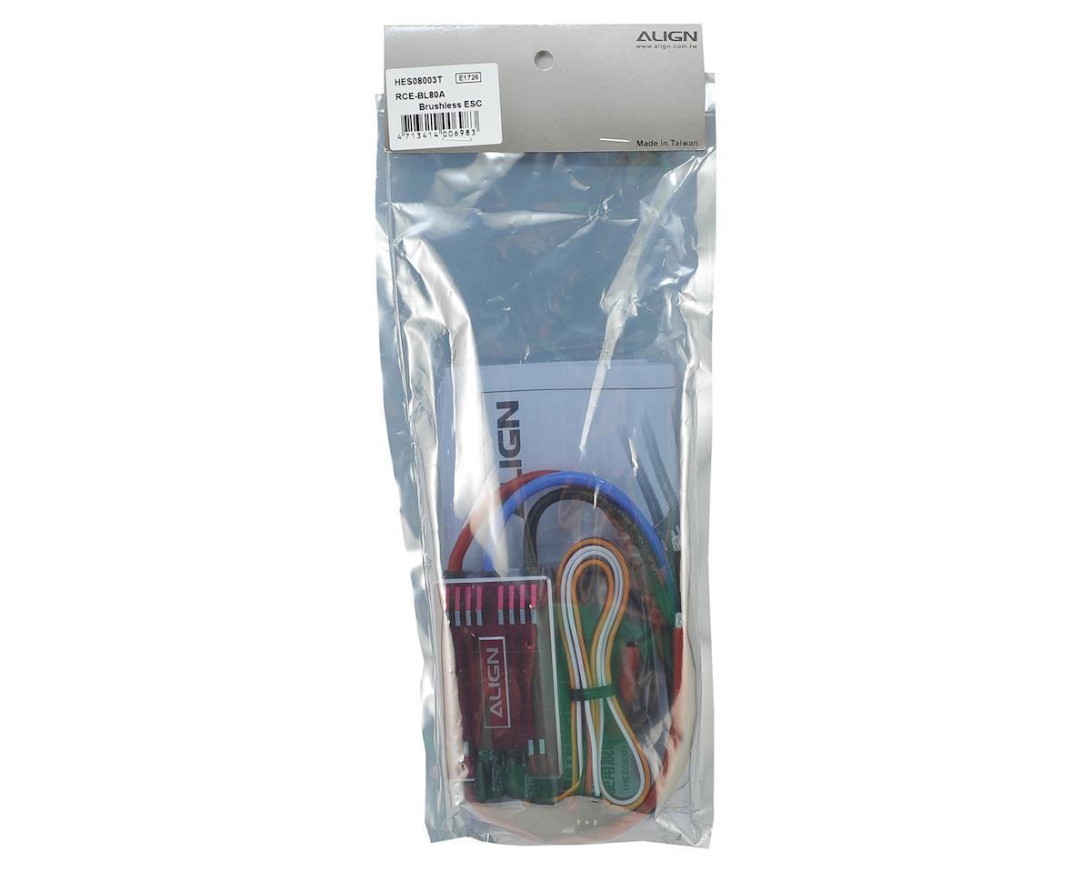 Align RCE-BL80A Brushless ESC