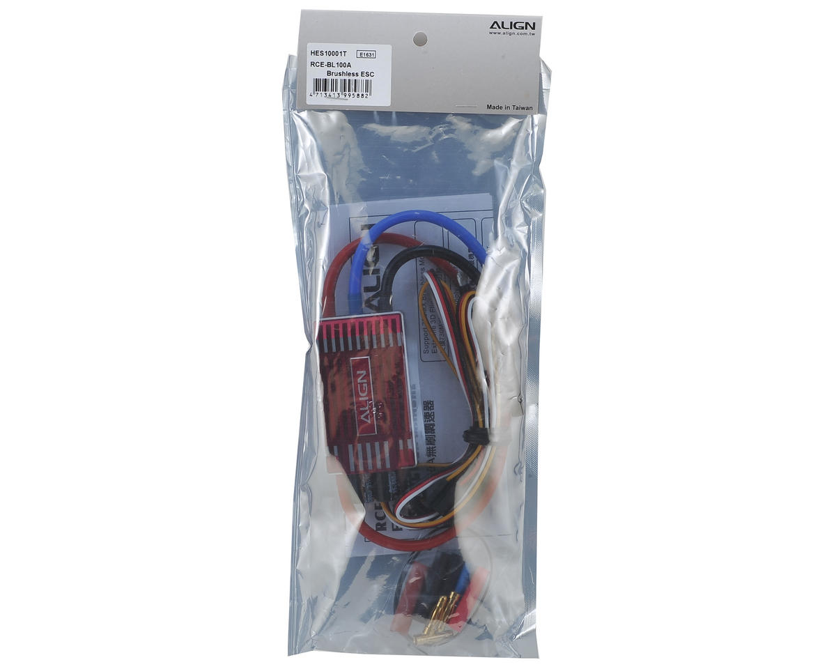 RCE-BL100A Brushless ESC by Align