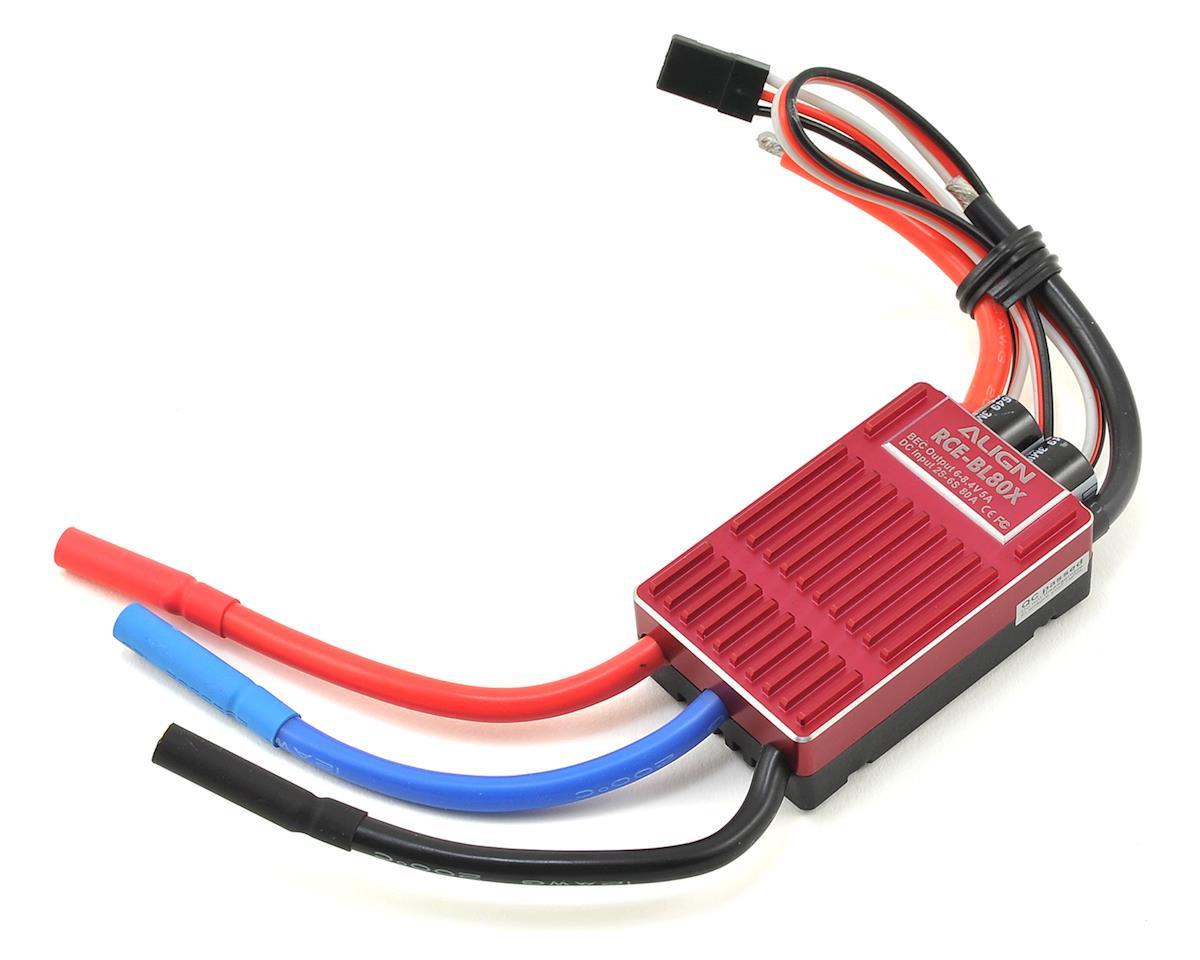 RCE-BL80X Brushless ESC by Align
