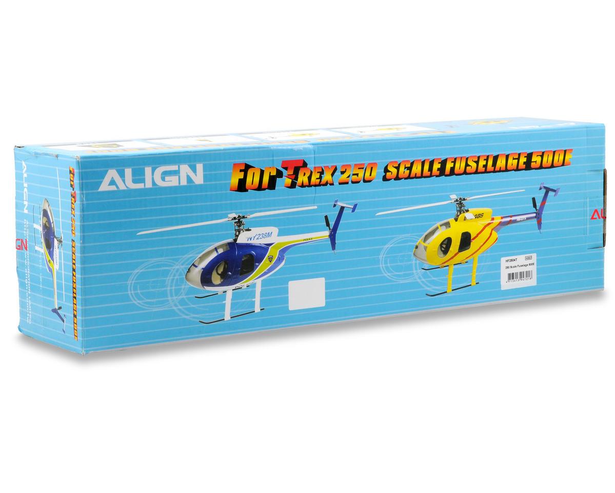 Align 250 Scale Fuselage 500E (Yellow)