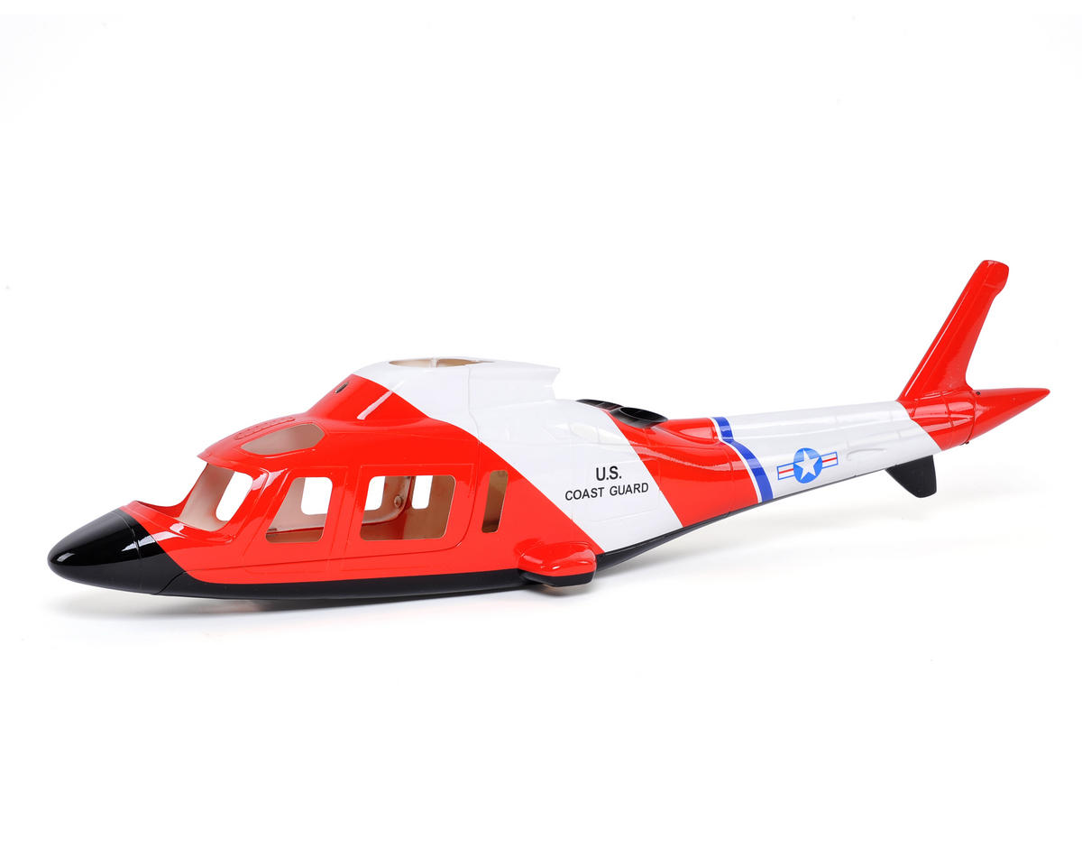 Align T-REX 450 Agusta A-109 Scale Fuselage