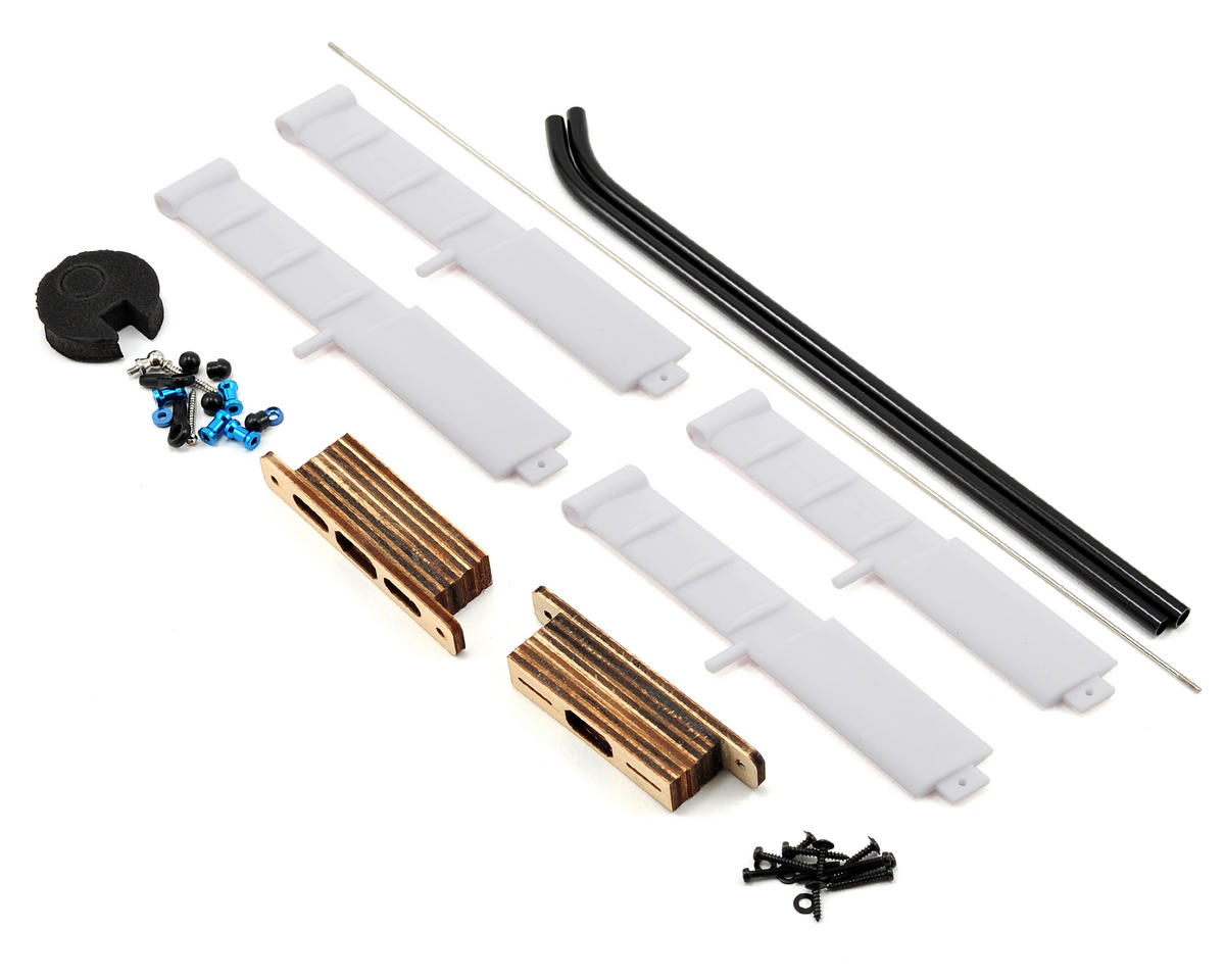 Align 450 Scale Fuselage 500E Spare Parts Pack
