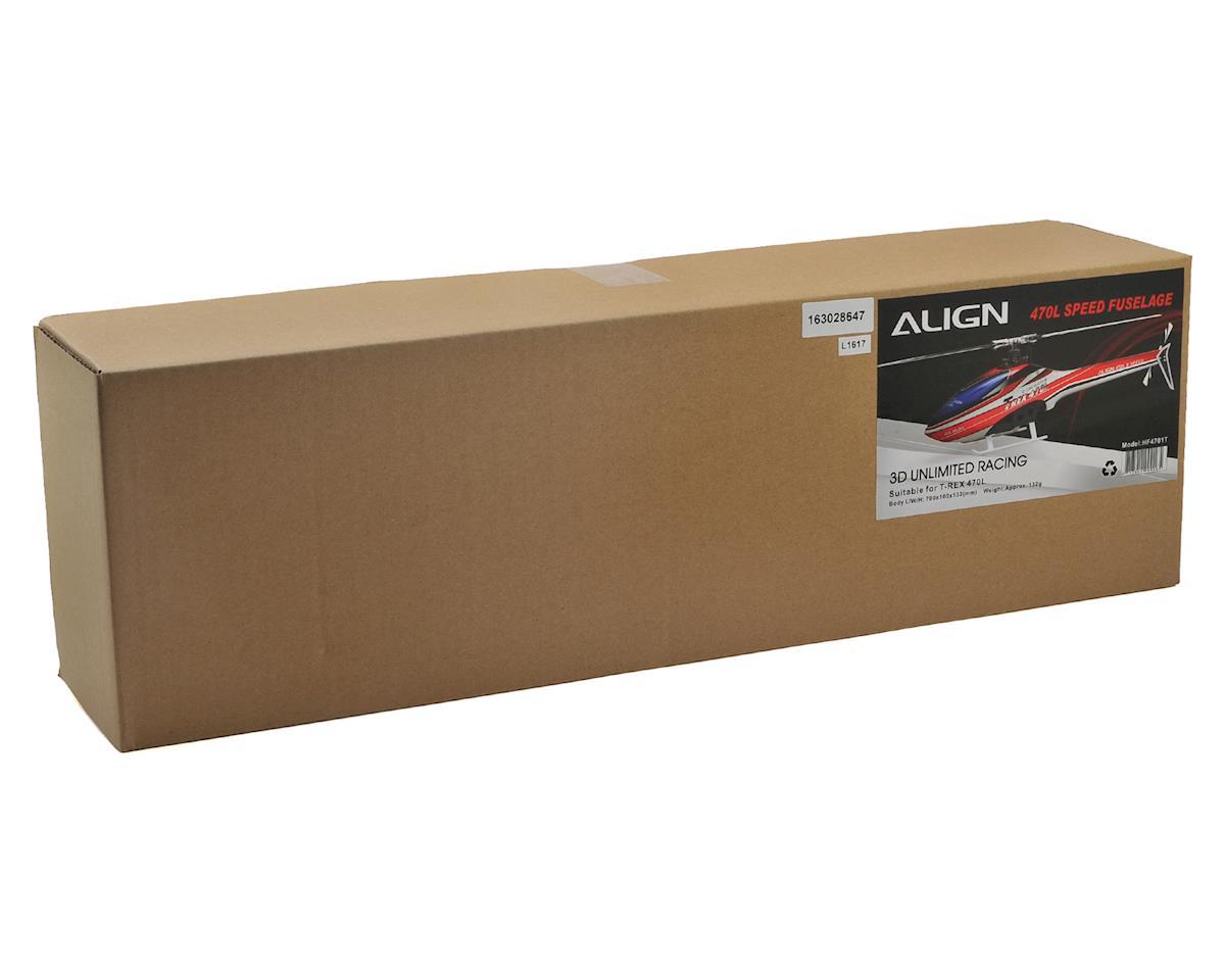 Align Speed Fuselage