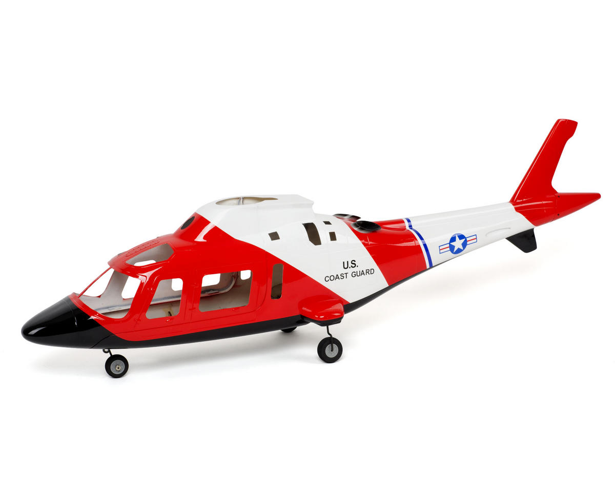 Align AGUSTA A-109 500 Scale Fuselage
