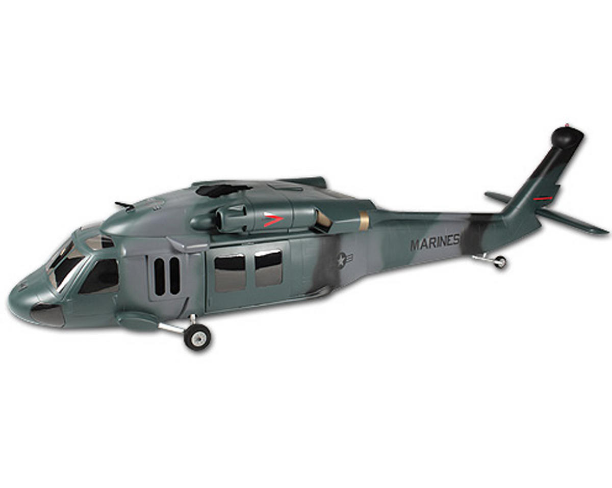 500 UH-60 Blackhawk Scale Fuselage by Align