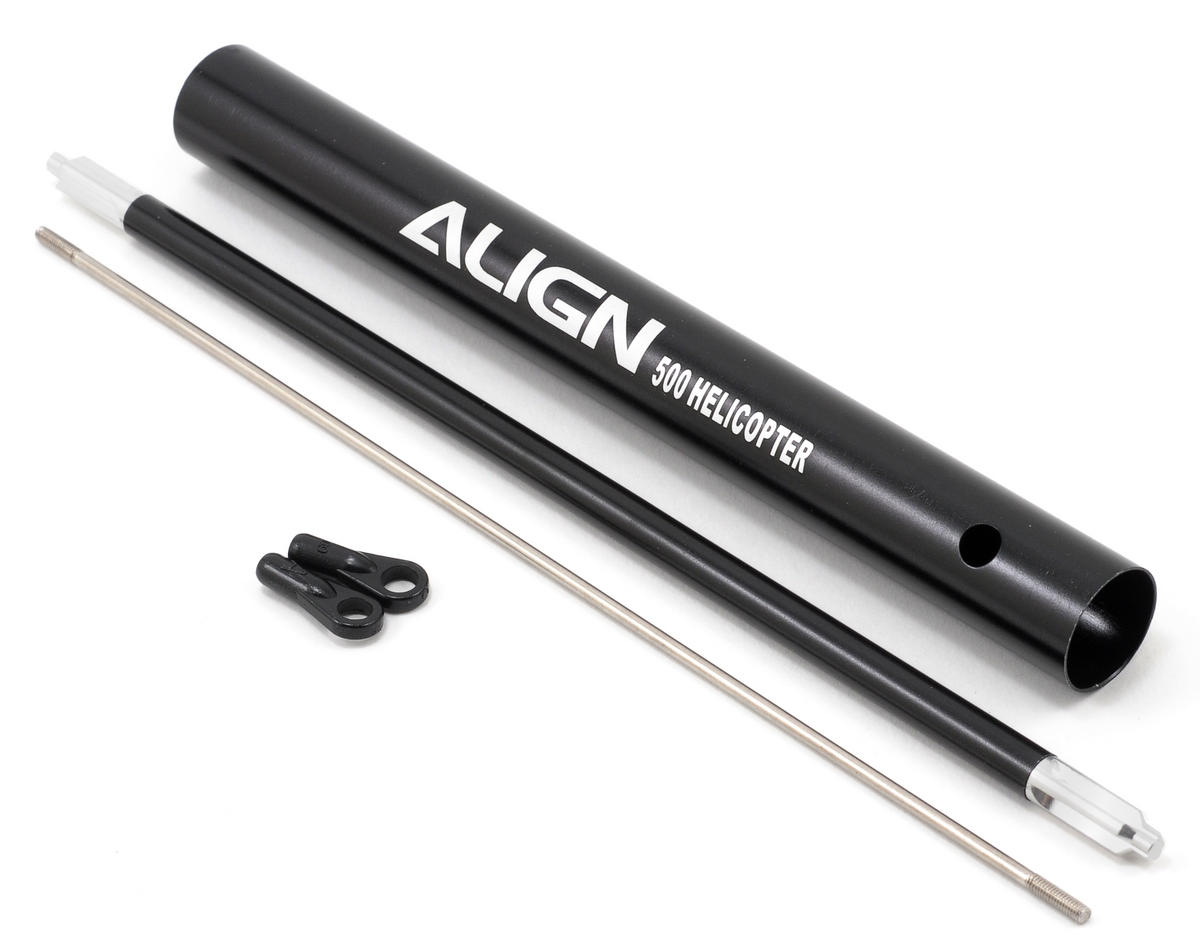 Align 500 Scale Fuselage Short Tail Boom Set