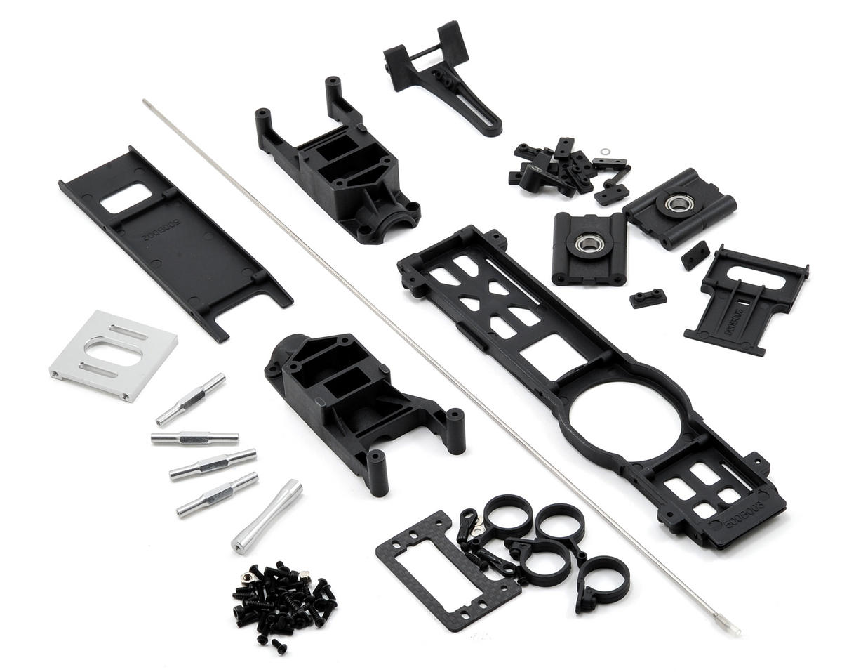 Align 500 Pro Scale Fuselage Refitting Kit