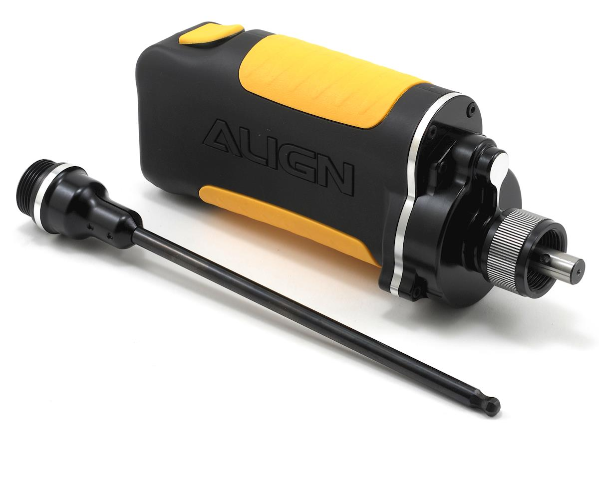 STQ 100 Helicopter Engine Super Starter (Yellow) by Align