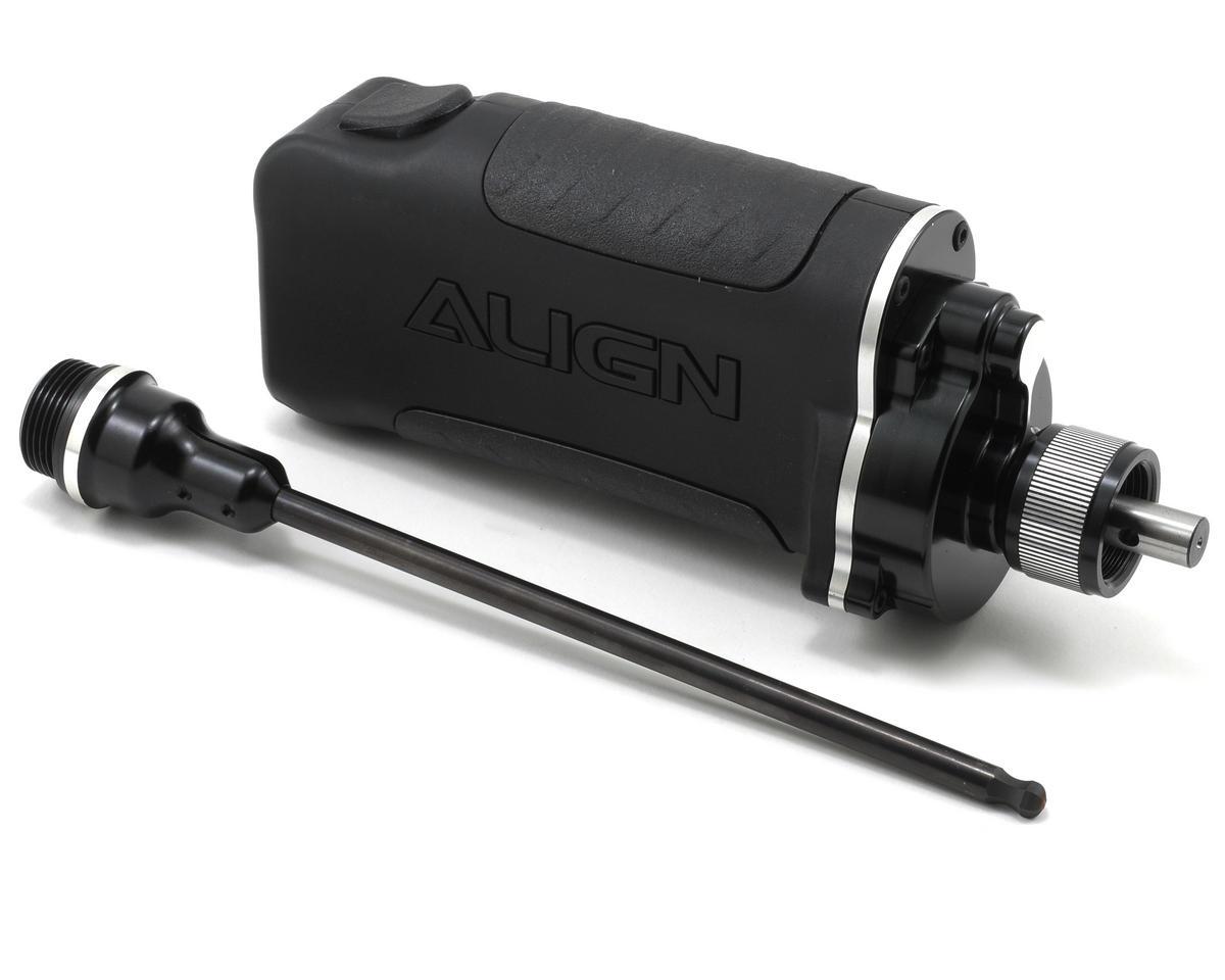 Align Super Starter For Airplane STQ 100 Black