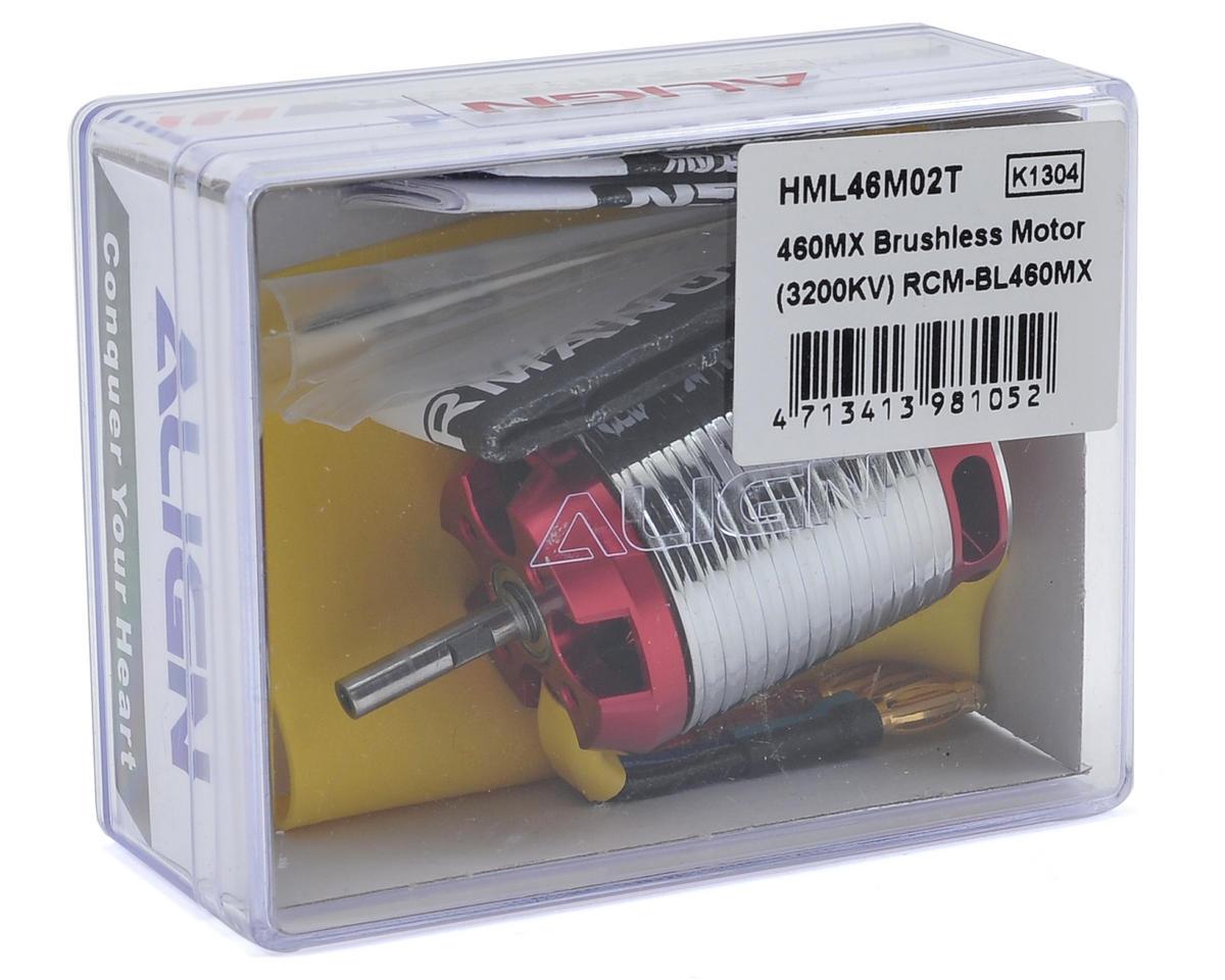 Align 460MX Brushless Motor (3200Kv)