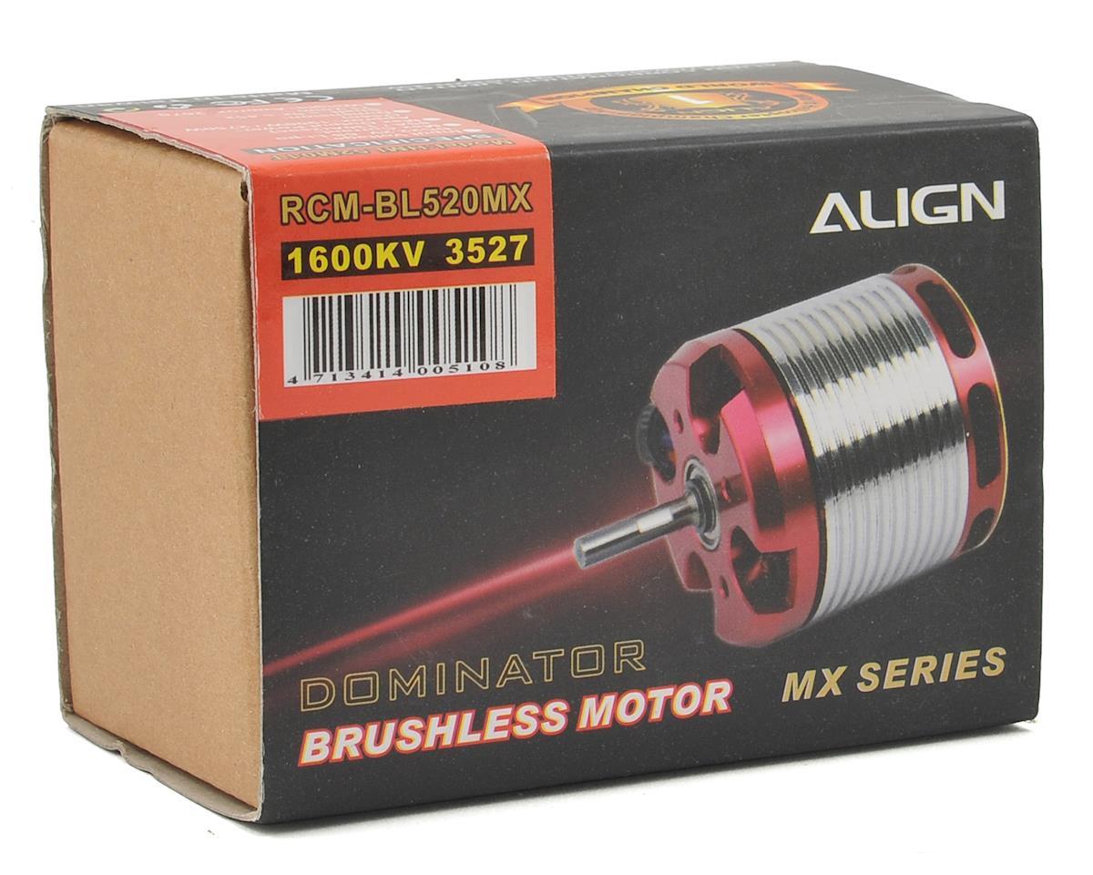 Align 520MX Brushless Motor (1600kV)