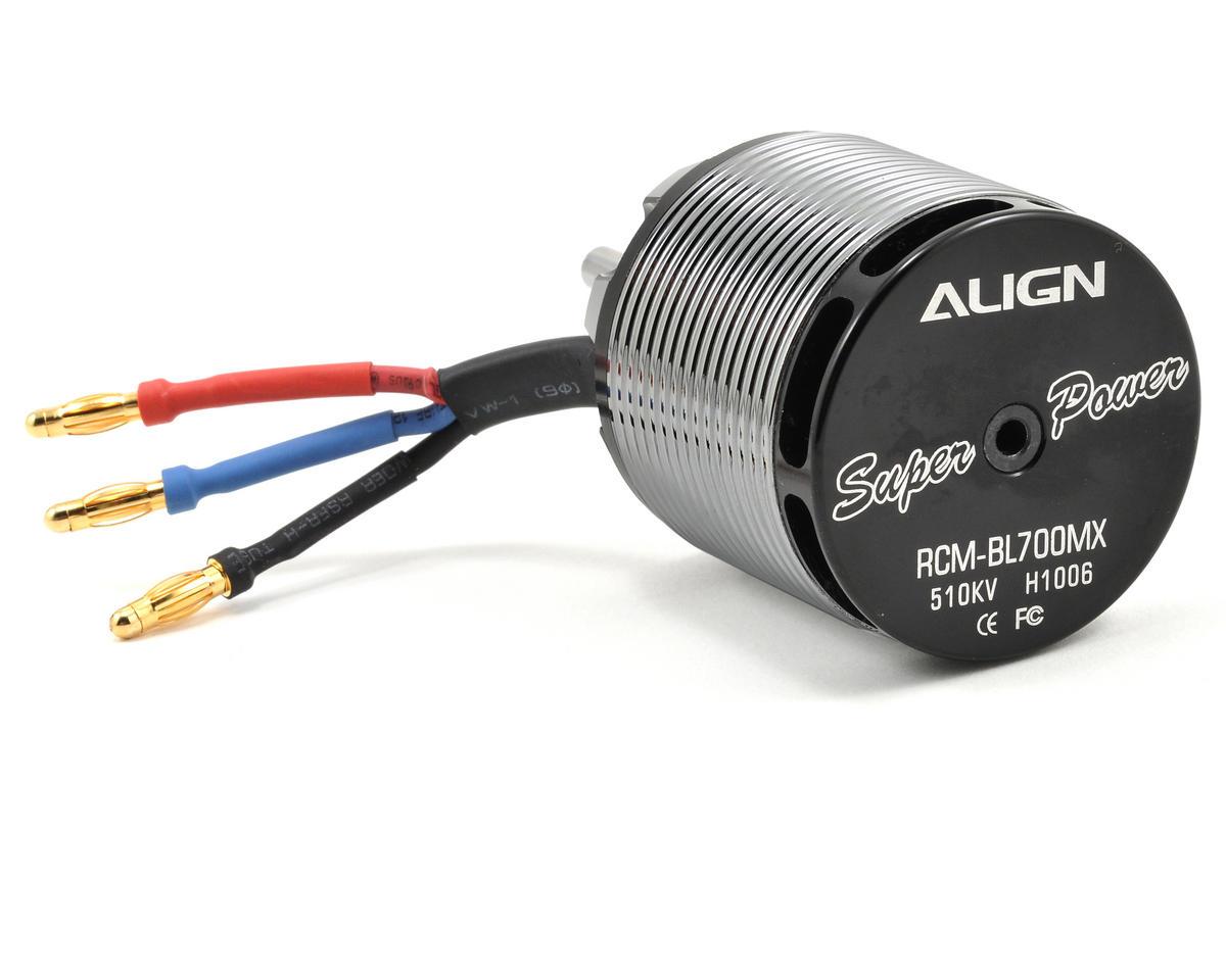 Align 700MX Brushless Motor (510kV)