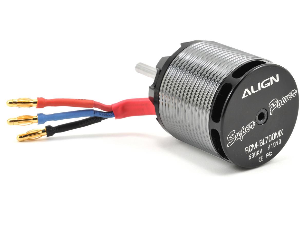 Align 700MX Brushless Motor (530kV)
