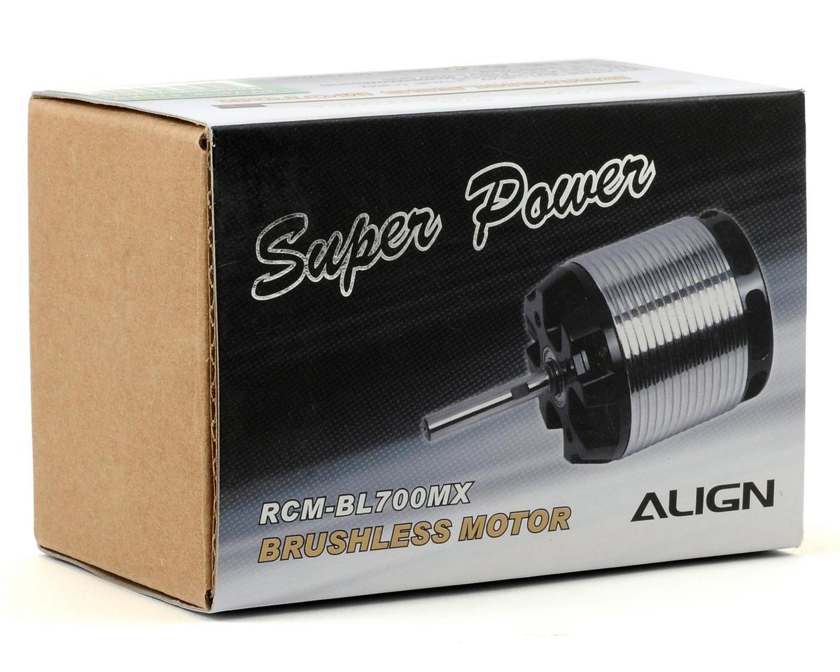 Align 700MX Brushless Motor (470kV/F3C)