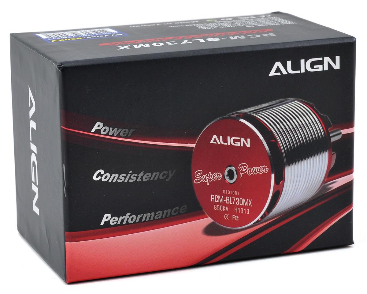 Align 730MX Brushless Motor (850kV)
