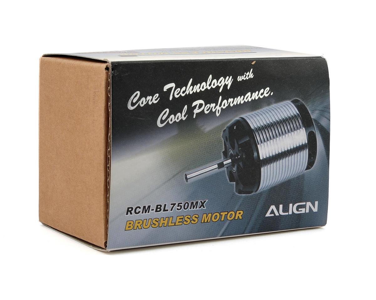 Align 750MX Brushless Motor (530KV)