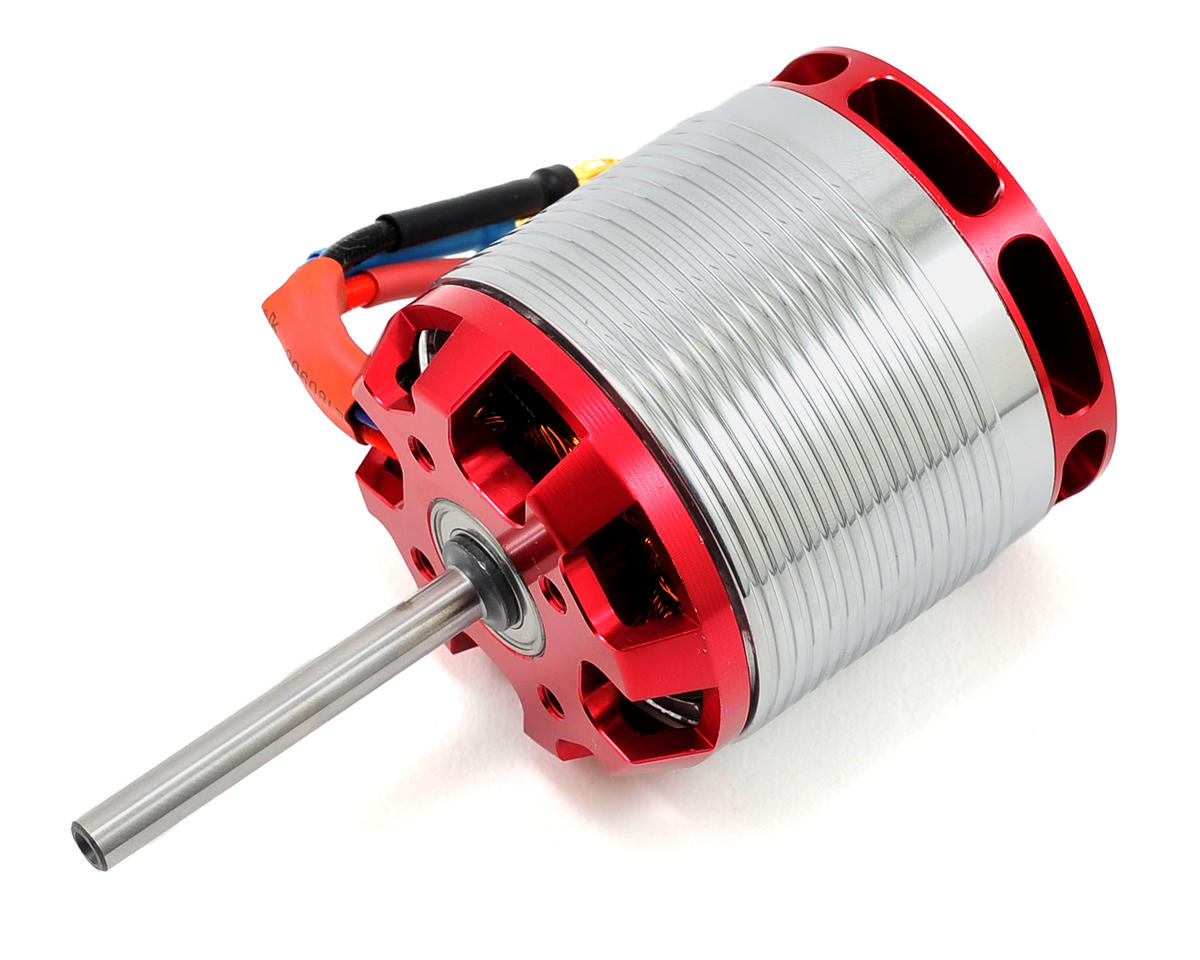 Align 850MX Dominator Brushless Motor (490KV) (Red)