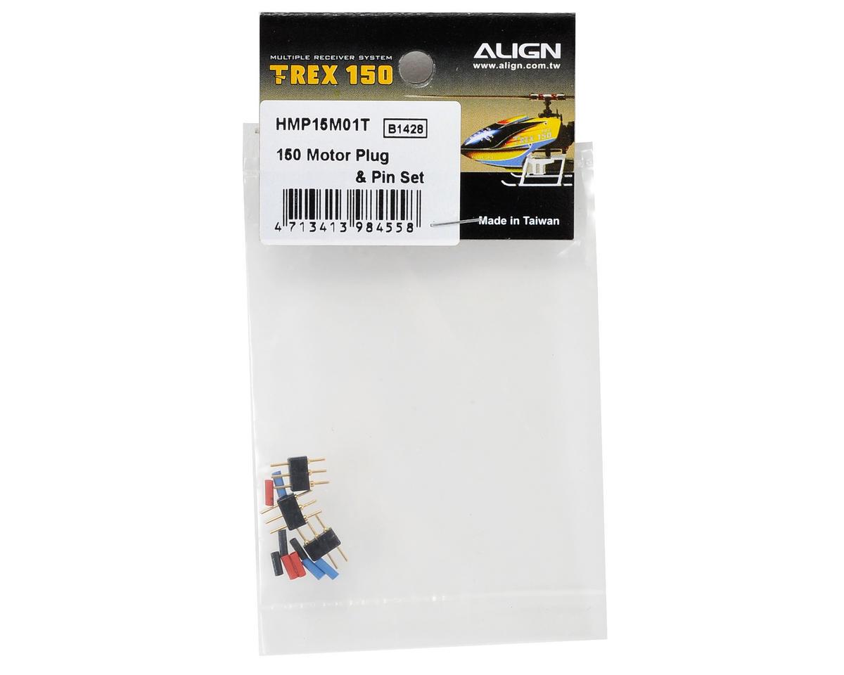 Align 150 Motor Plug & Pin Set (3)