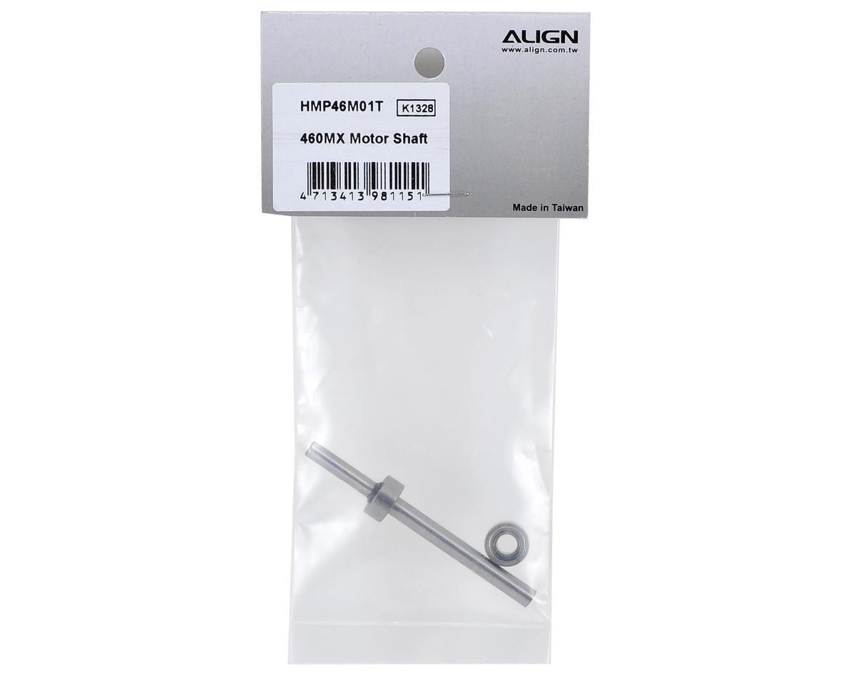 Align 460MX Motor Shaft