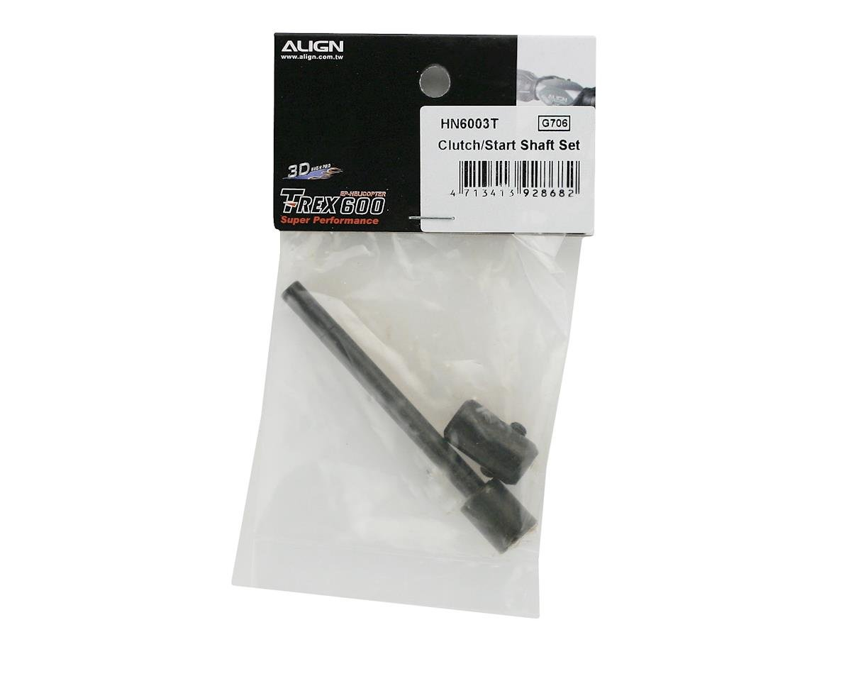 Align Clutch / Start Shaft Set (600N)