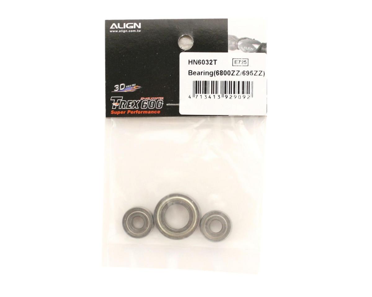 Align Bearing (6800ZZ/695ZZ)