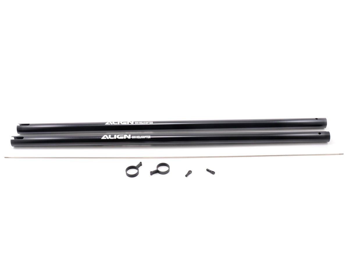 600 Tail Boom (Black) by Align