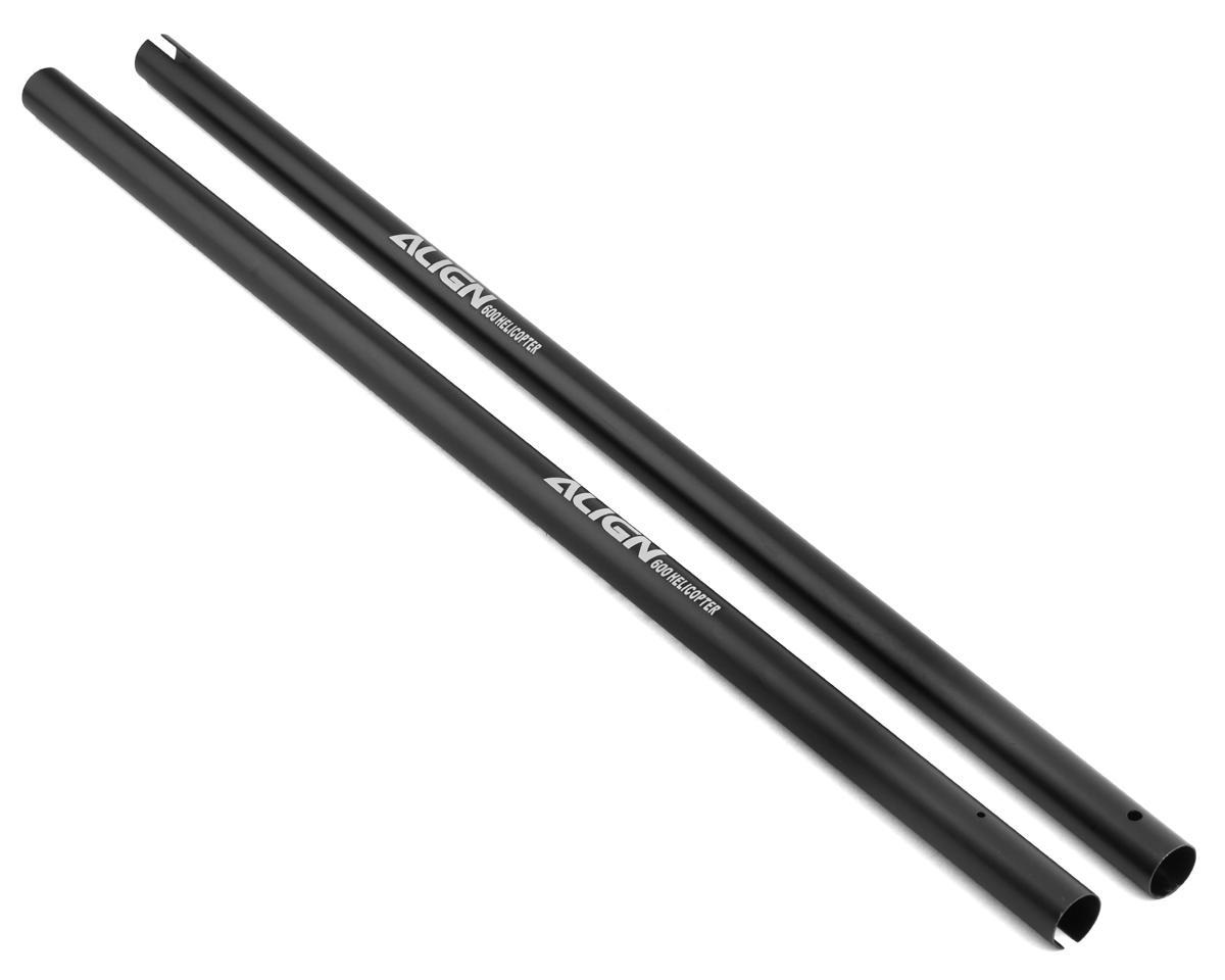 Align 600 Tail Boom (Black)