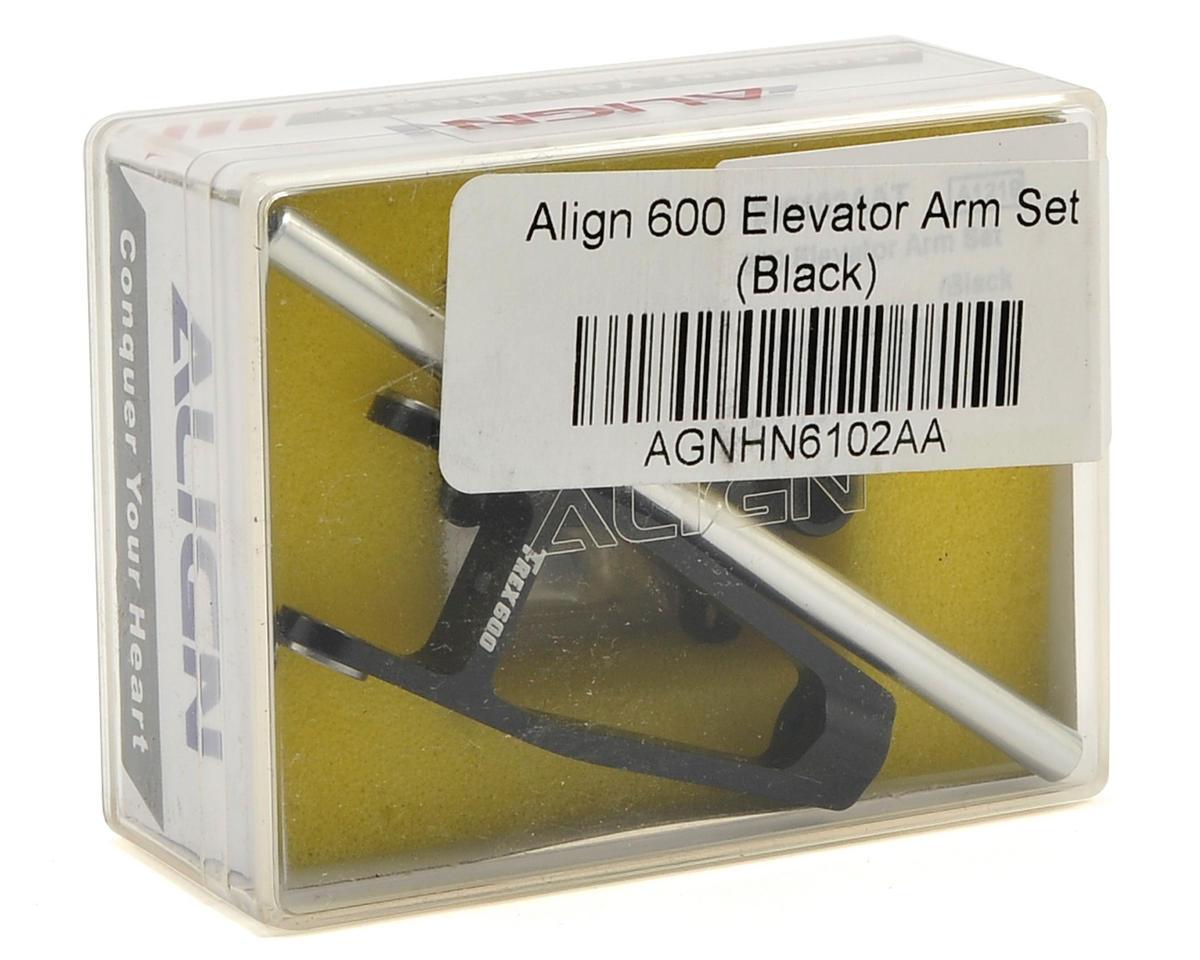 Align 600N Elevator Arm Set (Black)
