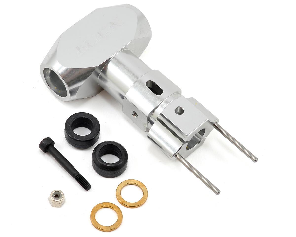 Align 600 Metal Main Rotor Housing (Silver)