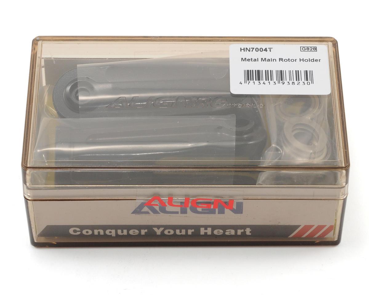 Align 700 Metal Main Rotor Holder (Black)