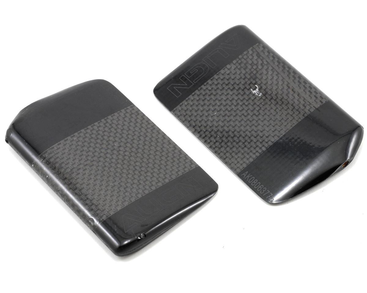 Align Carbon Fiber Flybar Paddle Set (2)