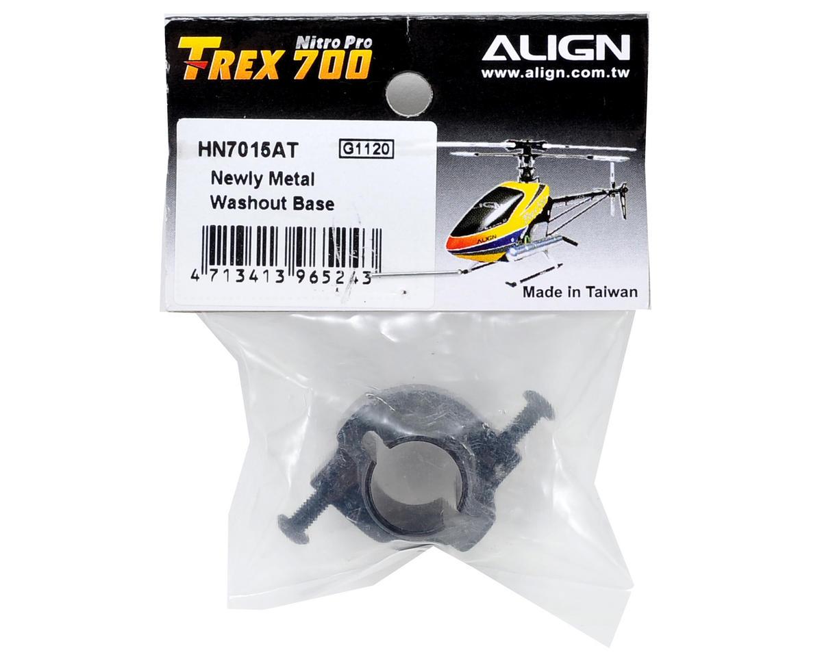 Align 700 Metal Washout Base