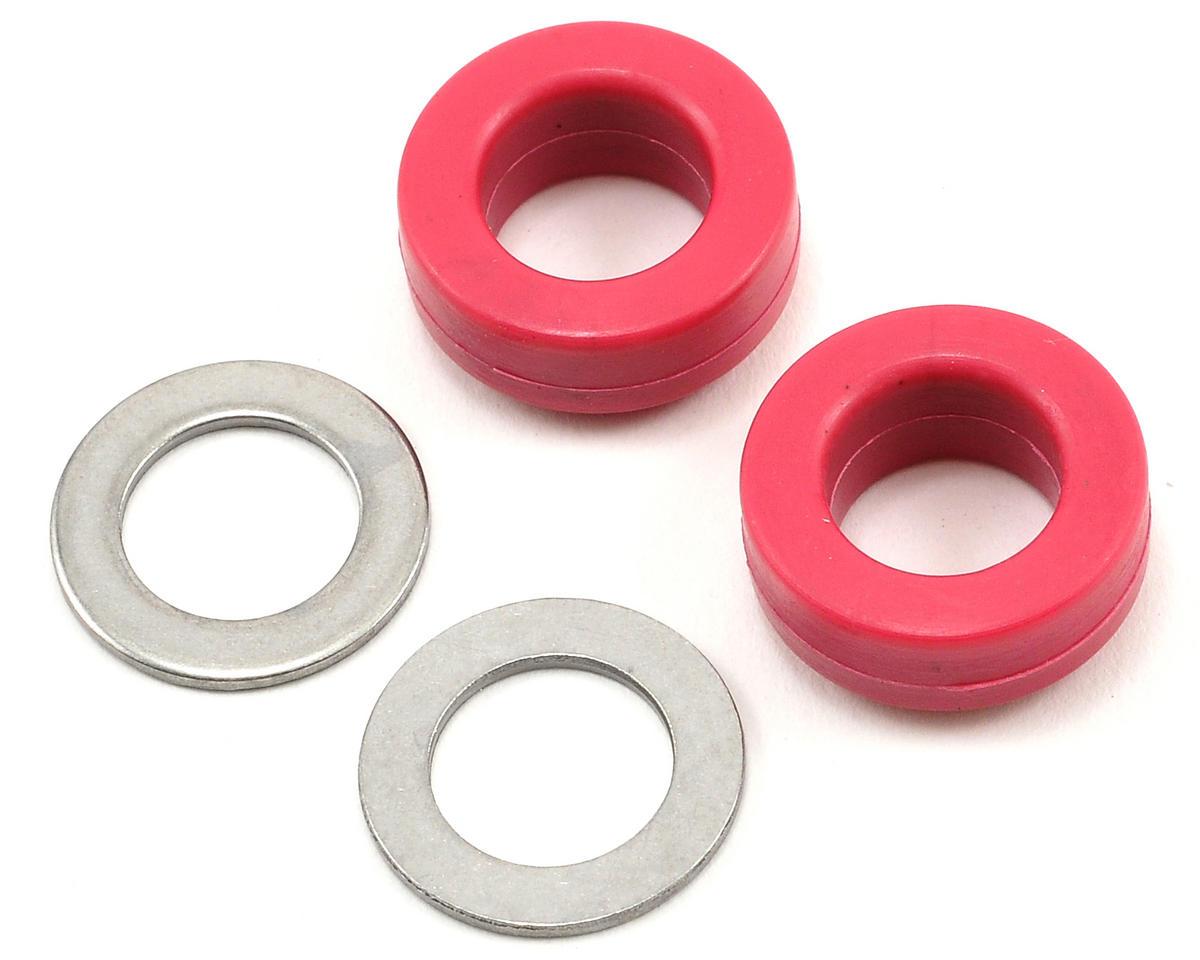80 Durometer Rubber Damper Set (Red) (2) by Align