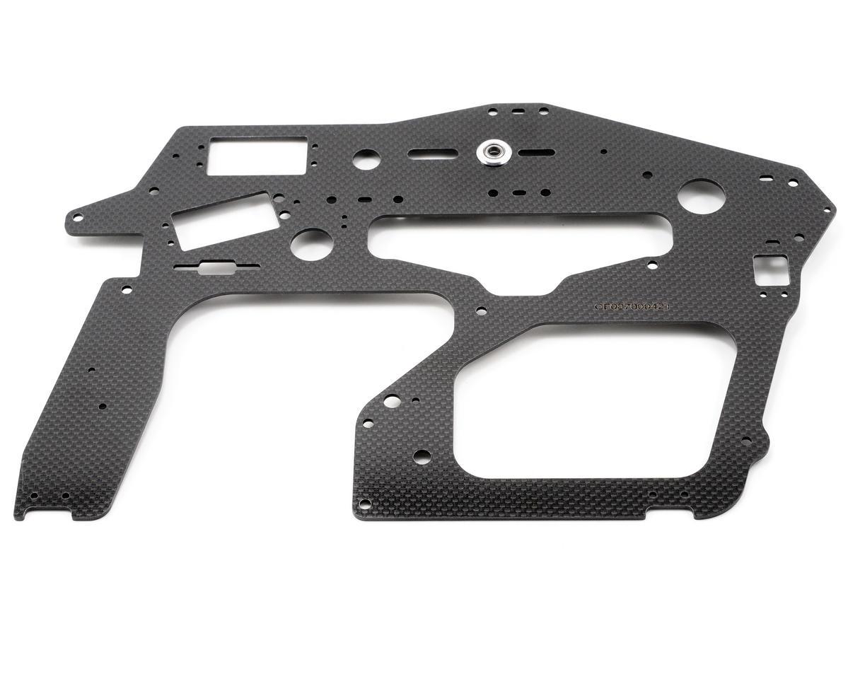 Align T-Rex 700N 2.0mm Carbon Main Frame (L)