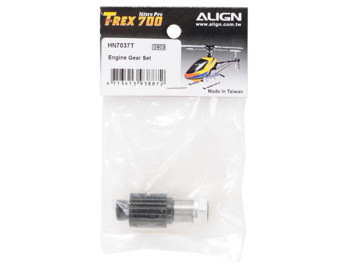700N Engine Gear Set by Align
