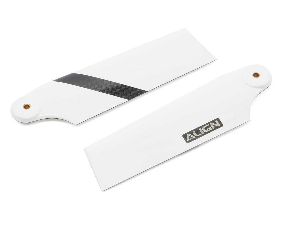 Align 700 105mm Carbon Fiber Tail Blades