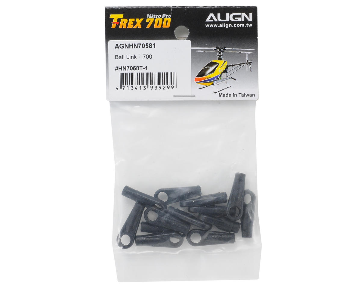 Align 700 Ball Links (12)