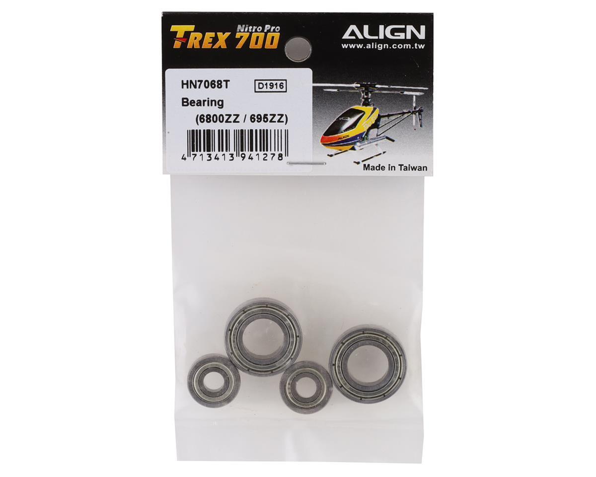 Align Clutch Bearing Set (4)