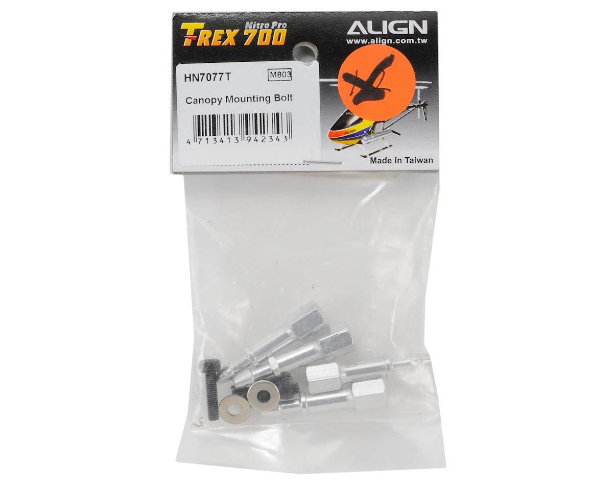 Align Canopy Mounting Bolt Set