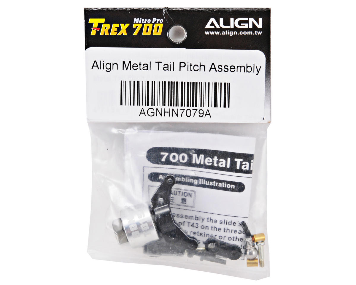 Align Metal Tail Pitch Assembly