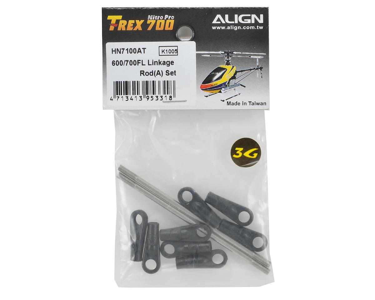 Align 600/700FL Linkage Rod Set (A)
