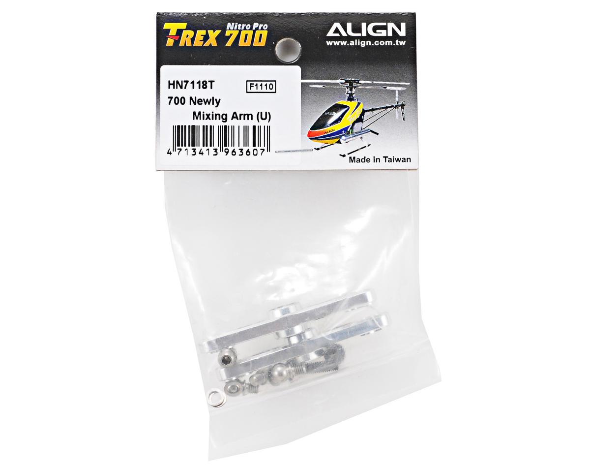 """Align 700 """"New Design"""" Mixing Arm Set (U)"""