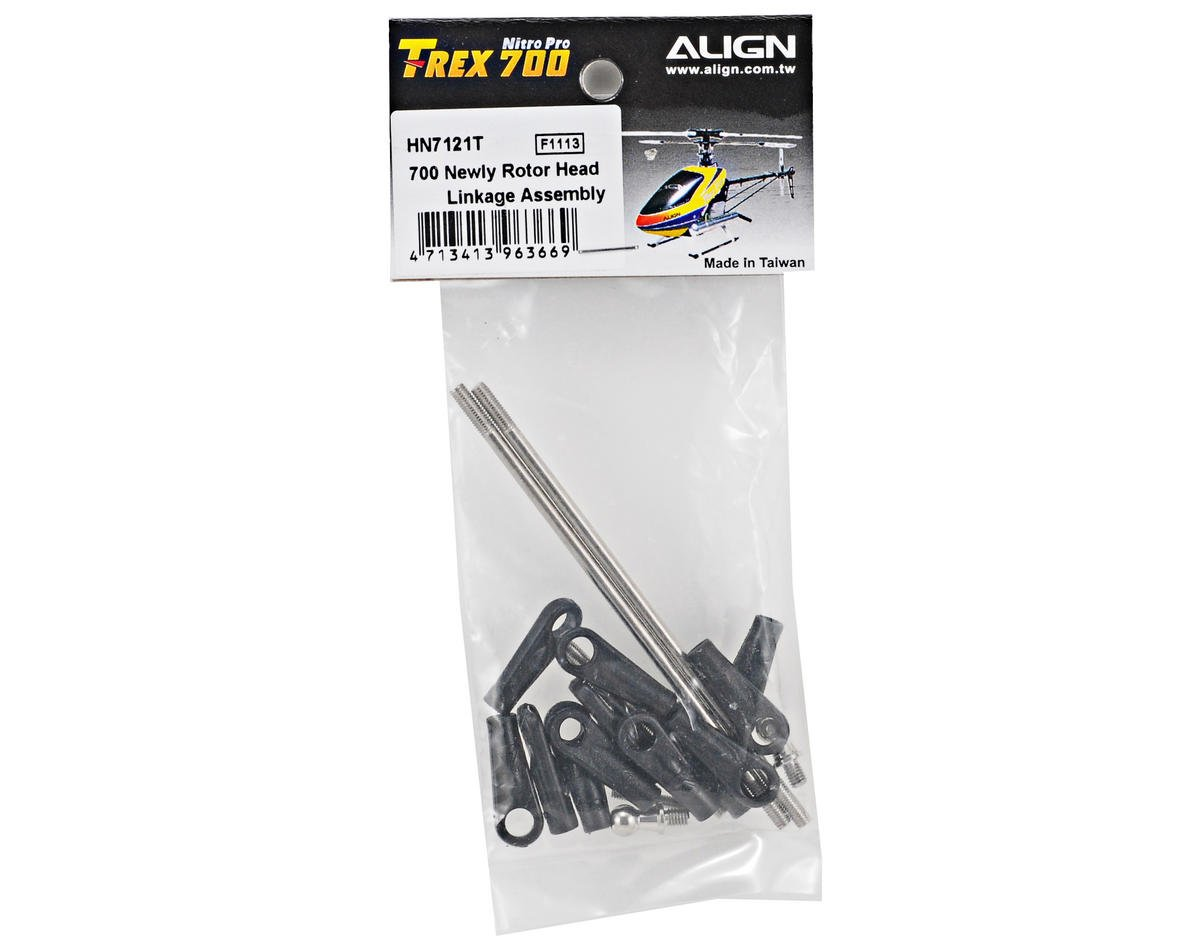 Align 700 New Design Rotor Head Linkage Assembly