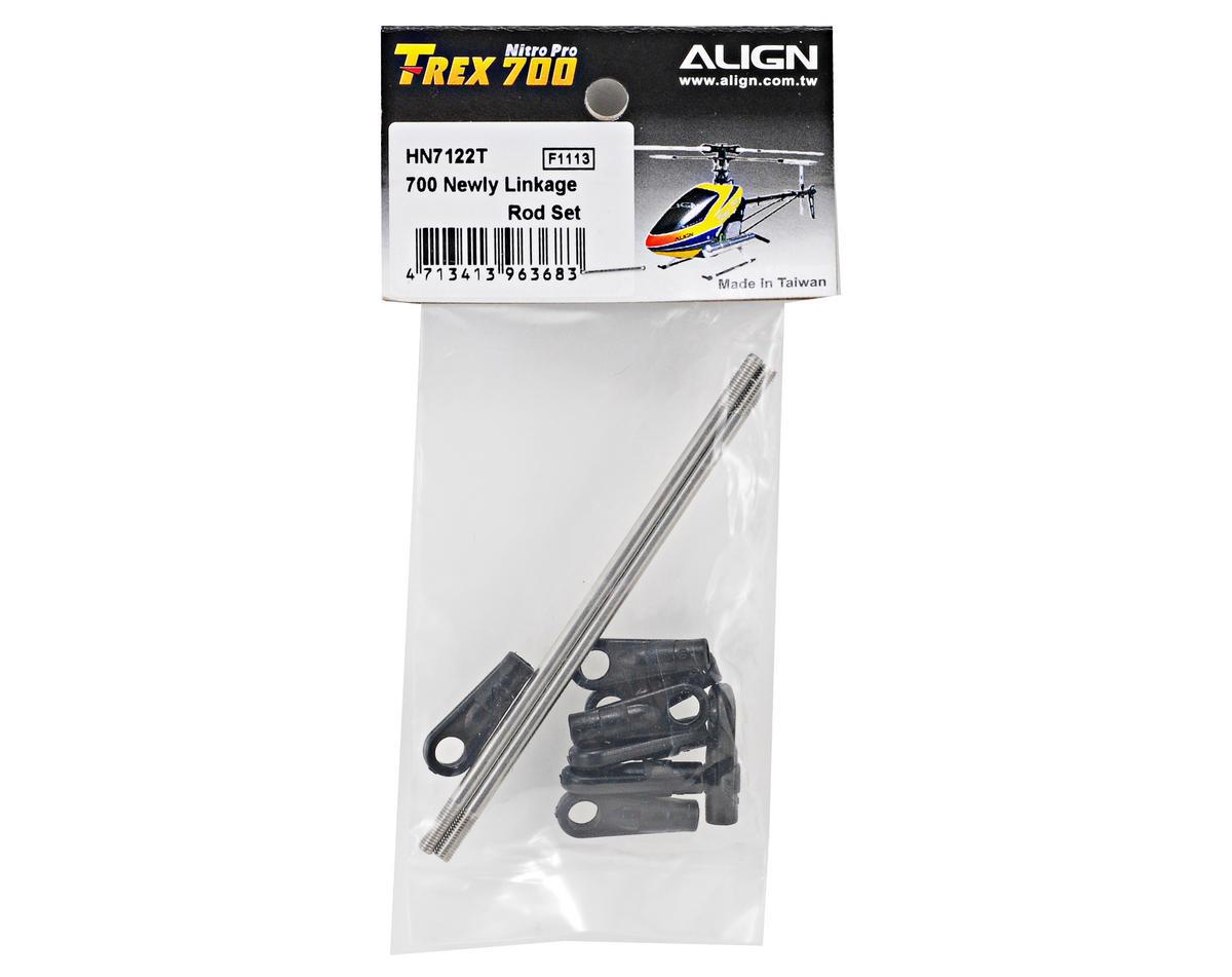 Align 700 New Design Linkage Rod Set