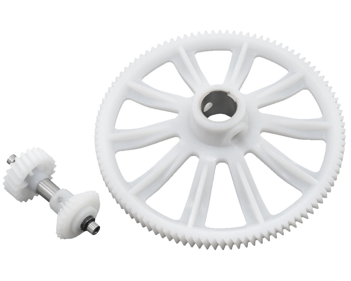 Mod1 Helical Autorotation Tail Drive Gear Set (104T) by Align