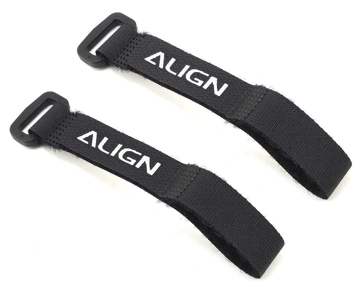 Hook & Look Fastening Strap (2) (14x200mm) by Align